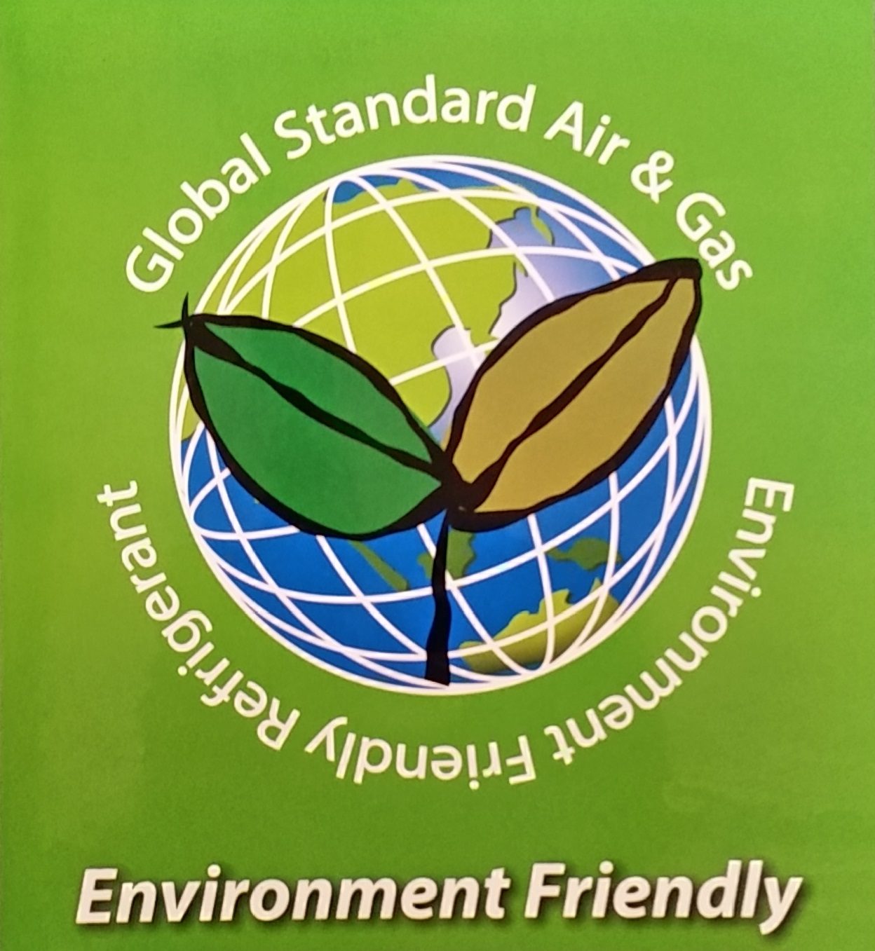 GSA Environmentally Friendly Refrigerant