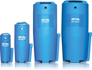 oil water separators line up 320w